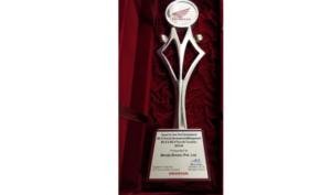 RINDER - News Minda Honda Award 03