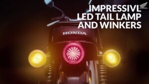 RINDER Honda CB 350 LED Tail Lamp